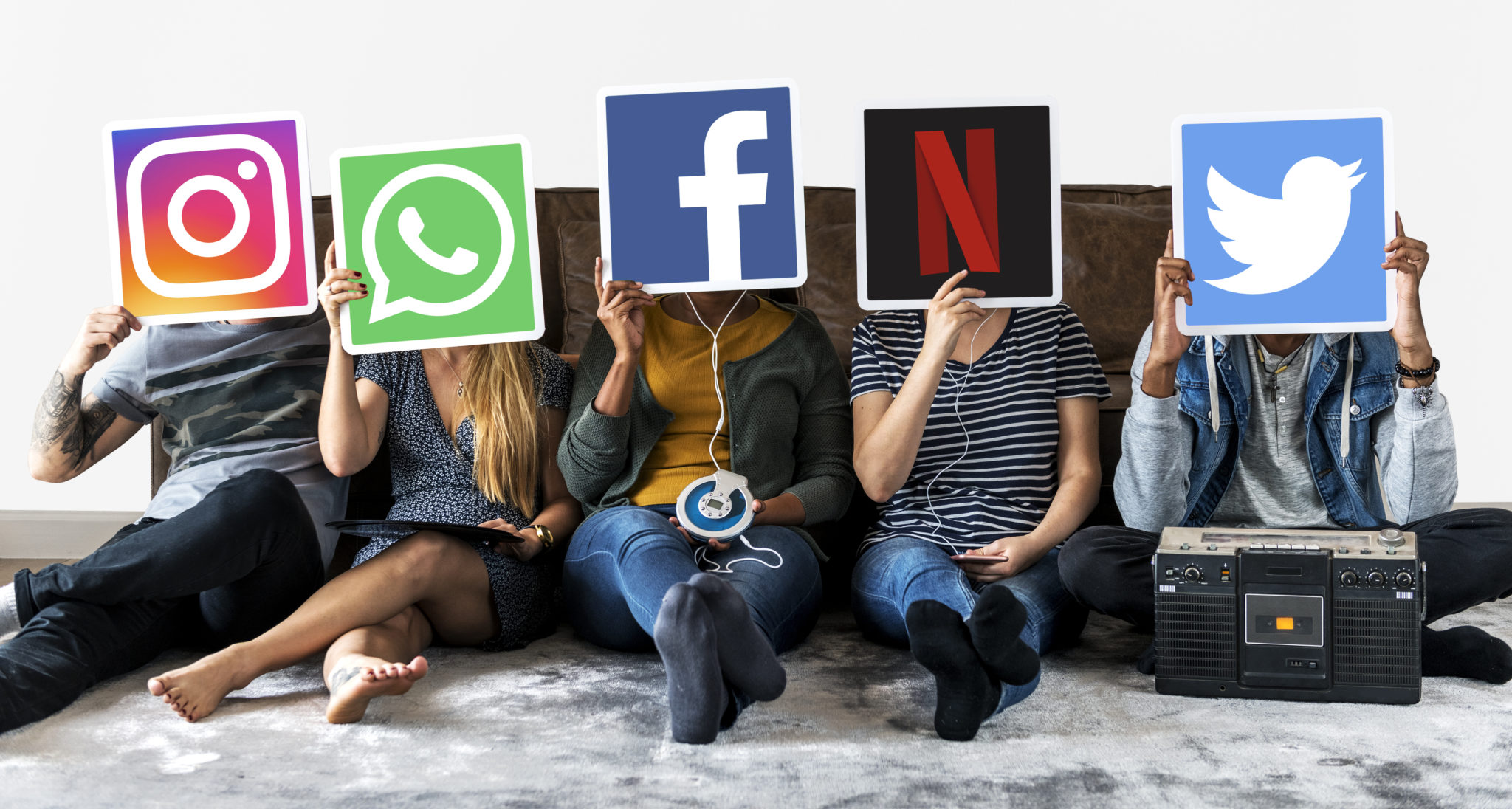 Redes sociales estrategia