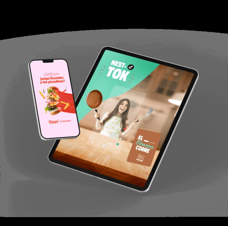 Tiktok Mobile Creamos Estrategias De Marketing Digital Que Obtienen Resultados Palpables Para Tu Negocio.