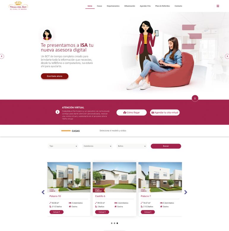 Villa Del Rey Caso Creamos Estrategias De Marketing Digital Que Obtienen Resultados Palpables Para Tu Negocio.