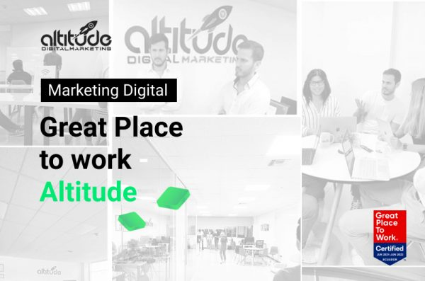 Altitude - Great place to work